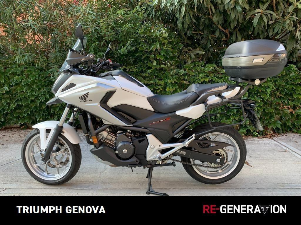 Honda NC 750 X ABS DCT Travel Edition